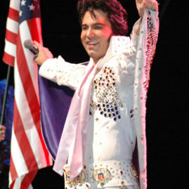 Elvis Live, tribute, lookalike, impersonator - Simply the Best Talent Booking