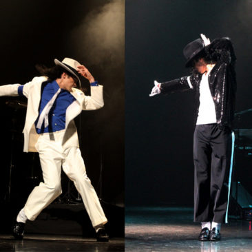 Kyle Toy as Michael Jackson