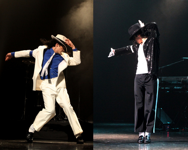 Michael Jackson Impersonator, Lookalike Tribute Artist - Smooth Criminal - Billie Jean Simply the Best Talent