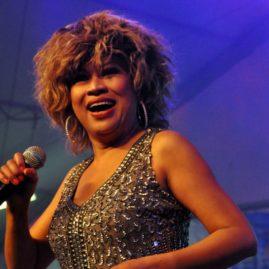 Tina Turner Tribute Artist:Impersonator:Lookalike Luisa Marshall Simply the Best Talent 3