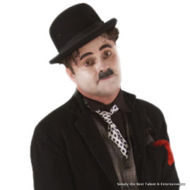Charlie Chaplin Impersonator, Lookalike, Tribute