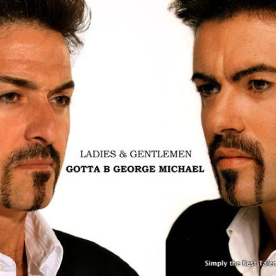 Bill Pantazis George Michael - Simply the Best Talent & Entertainment